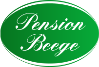 Logo Pension Beege